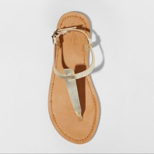 41cd28edf Universal Thread Shoes | Womens Hartley T Strap Thong Sandals | Poshmark
